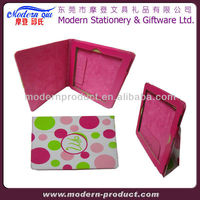 PVC leather case and cover for ipad manufacturer
