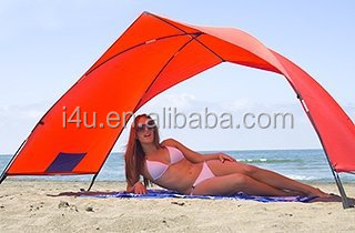 High UV Sun Protection Shade Pop up beach tent