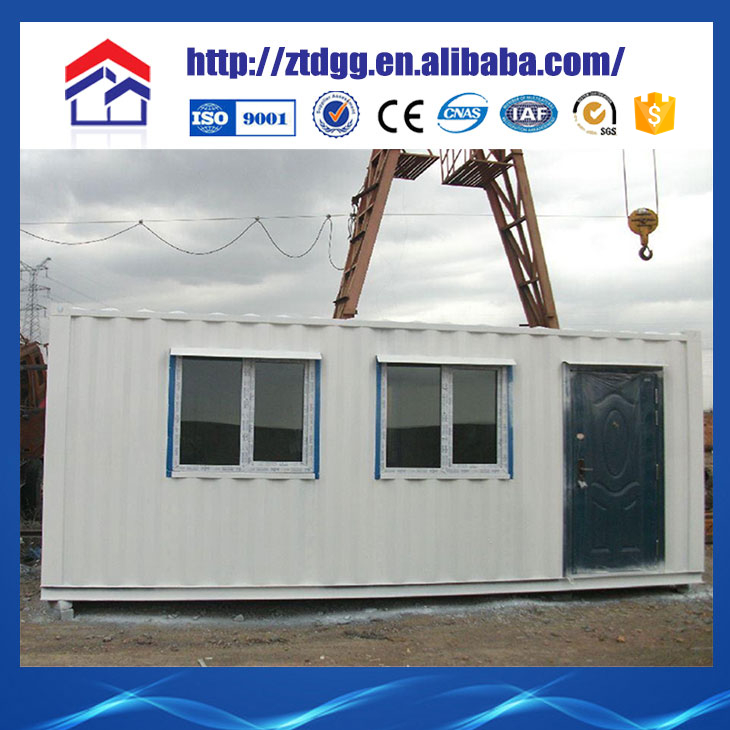 Cheap container house with corrugated galvanize steel for garden vegetables