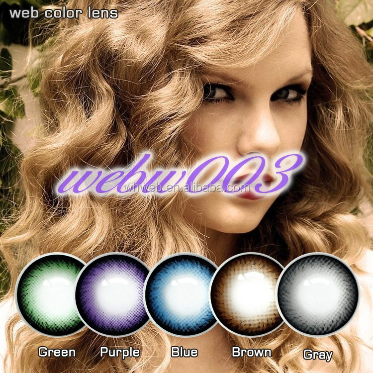Cheap Beauty Contact Lenses Big Eye Contacts Colored Eye Wholesale