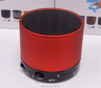 2016 Outdoor MP3 Wireless Mini S10 bluetooth speaker portable with fm radio