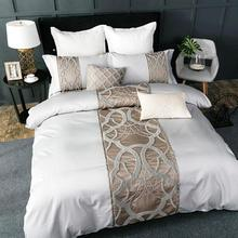 China supplier Eco-friendly cotton Dubai bed sheet duvet cover set