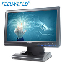 Feelworld 1024*600 10.1 inch car monitor with HDMI YPbPr inputs