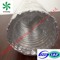 excellent resistance to chemicals for garage exhaust air ducting home ventilation system