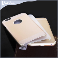 Online shopping india light weight plastic metal hard back cover for iphone 6s / 6,Detachable mobile phone case in stock