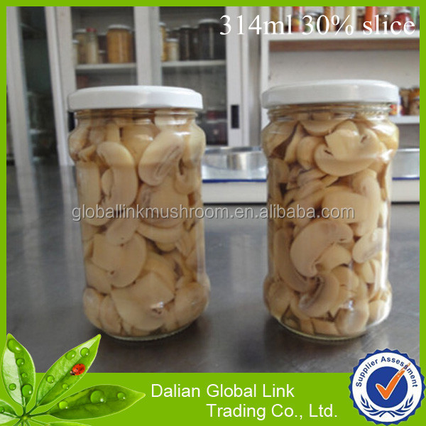 Canned Mushroom Mix Mushroom Champignon and King Oyster Mushroom P&S