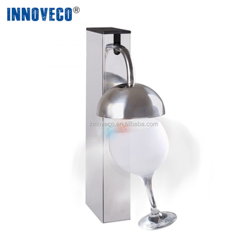 Beer Chiller Beer Froster Beer Cooler CO2 Glass Chiller for Chilling Drink Glass Wine Glass Cocktail Glass and Beer Glass