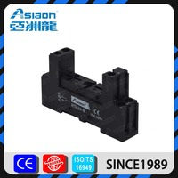 Asiaon RT624-B electrical 10a 5 pins relay 12v socket