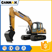 Well known Good performance crawler excavator price