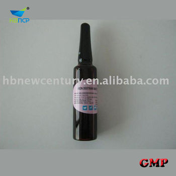 Iron dextran 10% injection for animals