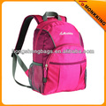 Jacquard kids school bag