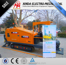 XZ200 HDD 112KW 225kN Horizontal Directional Drilling Machine Horizonal Directional Drilling