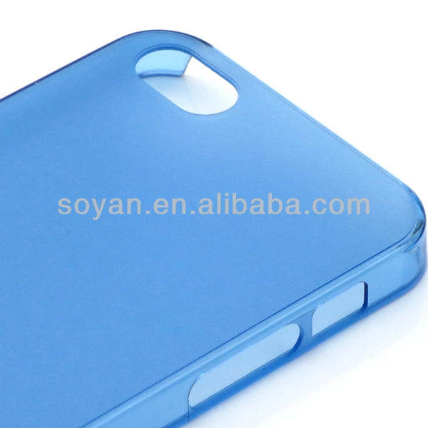 Ultra-slim PP case for IPHONE MINI with various colors,for 5/5s phone case, for iphone case