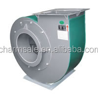 Chemical resistance PVC Plastic Centrifugal Fan