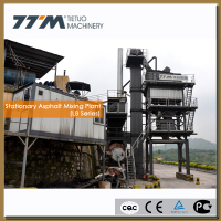 80t/h stationary hot mix asphalt plant, cold mix asphalt plant
