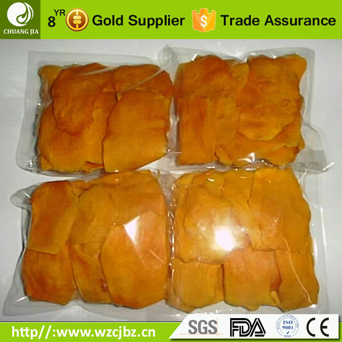 frozen vegetables fish materials 70micron vacuum bags plastic packaging for dried mango