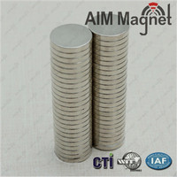 Google Show Neodymium Magnets 15.8mmx3.175mm