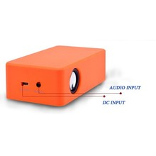 Cheap Promotional Gift Portable Pocket Mini Mutual Induction Speaker