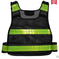 Polic Roadway Warning Safety Vest EN20471
