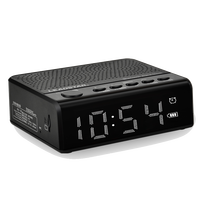 Buy Digital Alarm Clock Radio Speaker bluetooth in China on ...