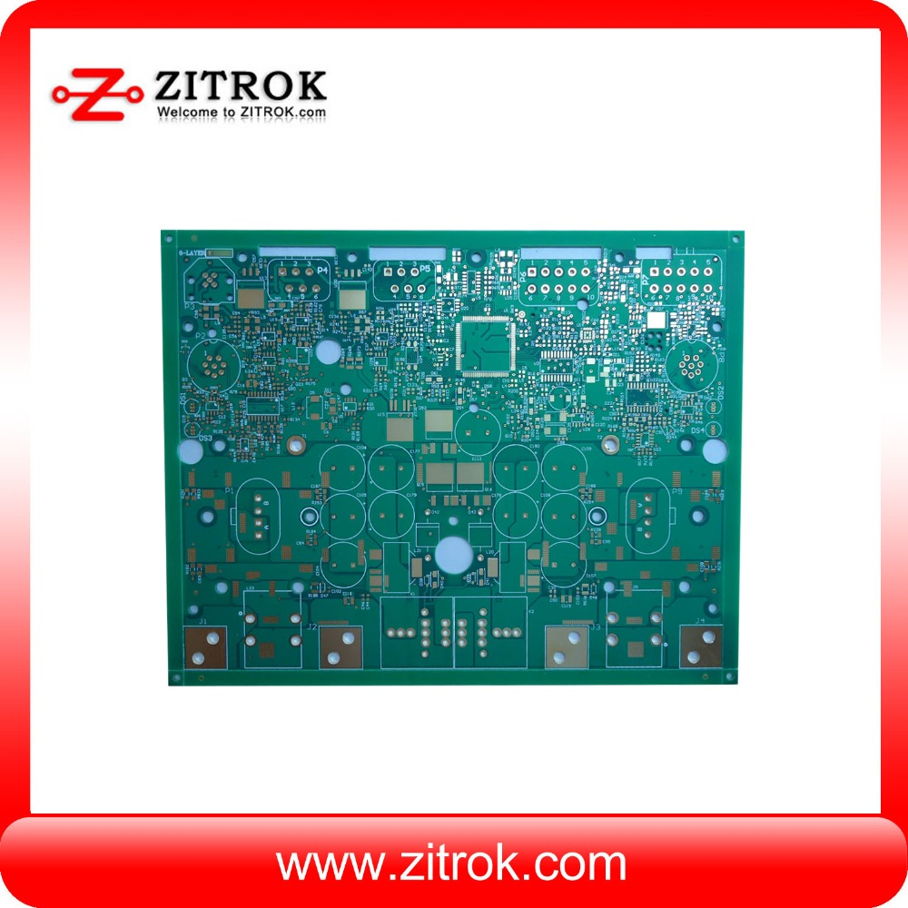 Wonderful POE switch pcb Board IP Camera Board
