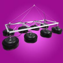 2018 new high-power cultivate 1200W led grow light 8pcs new ufo 150w led grow light for hydroponics lighting factory price