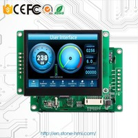 China Intelligent TFT LCD touch screen for AT/CVT/AMT/DCT