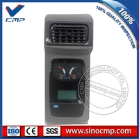 AT Excavator replacement parts SK-6 excavator monitor LCD display panel YN59E00004F2