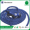 Flexible Shrinking Latex Expandable Rubber Water Garden Hose Pipes with sprayer