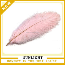 alibaba hot sale fashion wedding decoration Ostrich feathers