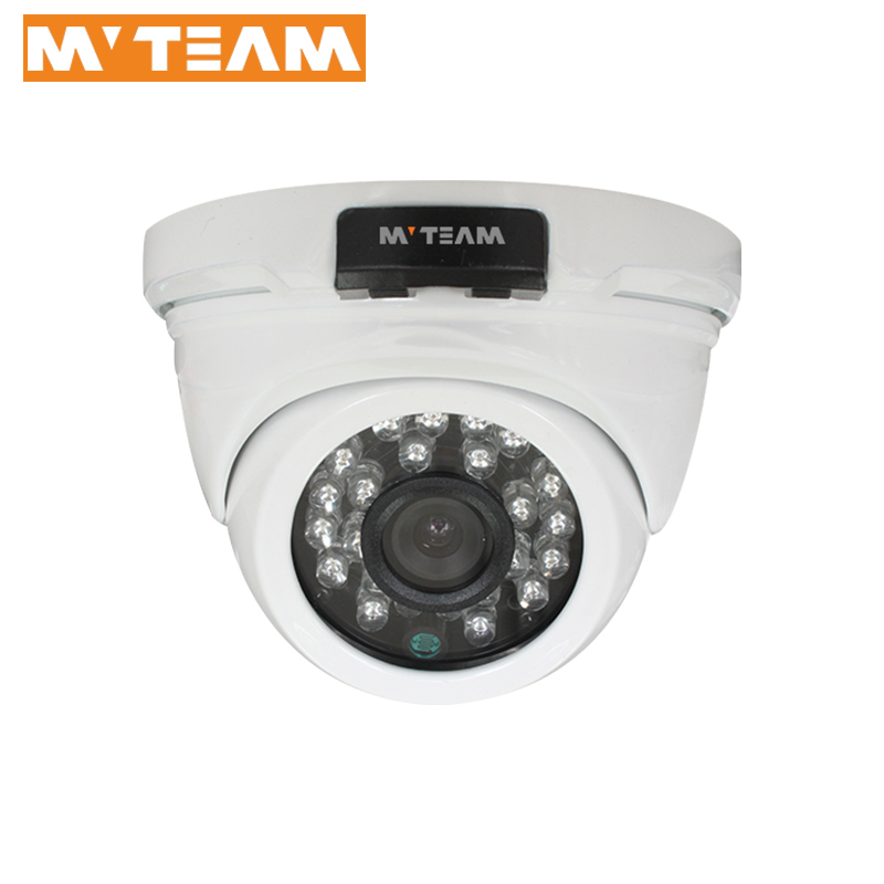 China Original Wholesale HD Vandalproof Metal Housing Dome 4 in 1 Low Illumination Camera