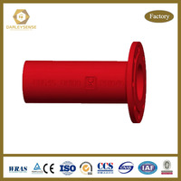 Ductile Iron Flange Pipe Fittings With Flanged Spigot As Per IOS2531/EN545