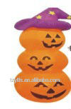 cheap cute halloween decoration inflatable pumpkin wholesale