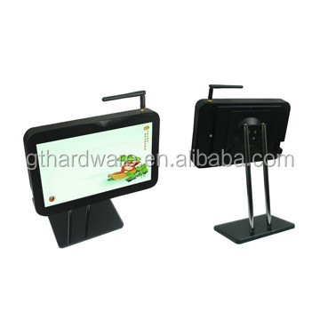 7 inch Wall-mounted Android Network wifi touch lcd indoor small screen for advertising equipment