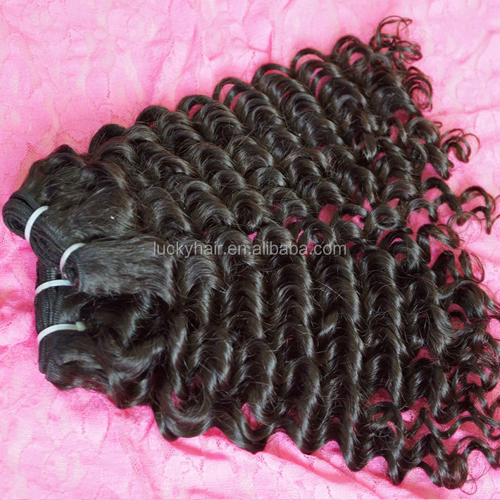 "6A 7A 8A Brazilian Virgin Remy Human Hair Natural Color 8""-30"" Brazilian Hair free weave hair packs in stock"