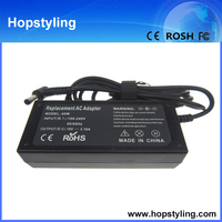 low price china for Acer Replacement laptop AC adapter charger 19V 3.16A DC 5.5*2.5mm (HAC103)