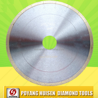 110mm-300mm Continuous Small Circular Saw Blades for stone cutting