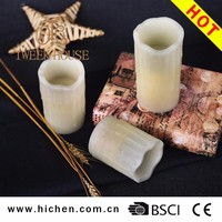 Luxury box pack electric candle warmers for wholesale for party decoration