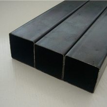 MS Hollow Section Square Tube S235jrh Structural Steel Pipe