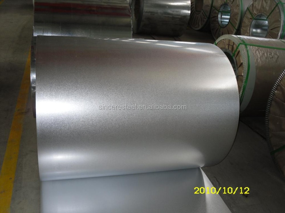 Construction material from China Dx51d galvanized steel coil with hot price