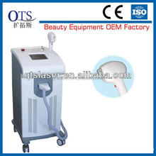 808nm diode laser in motion hair removal/big spot size diode laser
