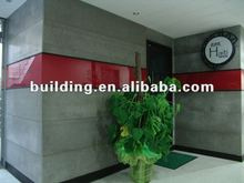 Asbestos free Fiber cement board outdoor (ISO9001-2008)