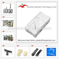 Household product spare parts plastic injection moulding