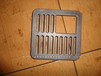 Stove Top Grille