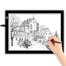 LED High quality children smart drawing board