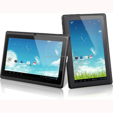 Android 4.4 double Camera 4GB 512MB Capacitive screen WIFI touchscreen low cost tablet pc