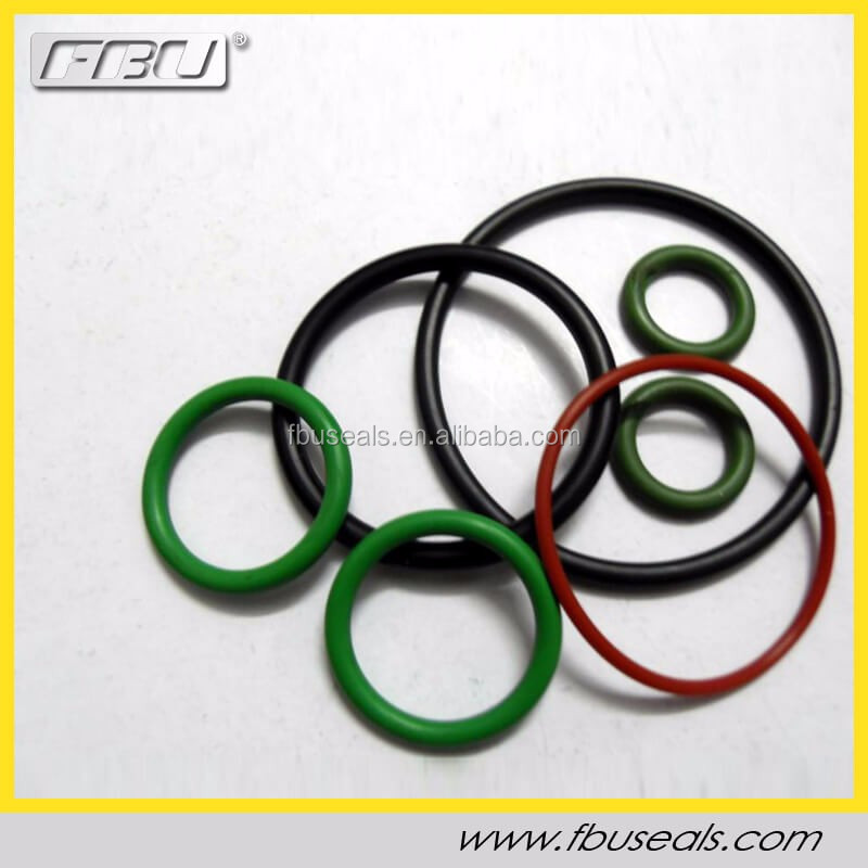 FBU supply high quality seal part viton rubber o ring