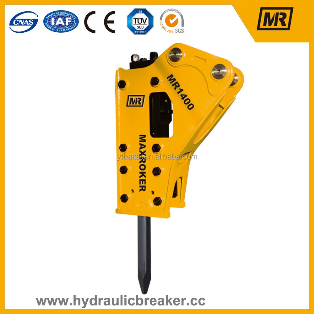 engineering tools hydraulic demolition hammer with competitive price
