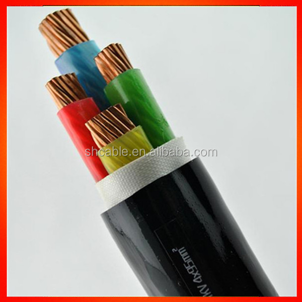 NYY LT PVC/PVC electrical cable