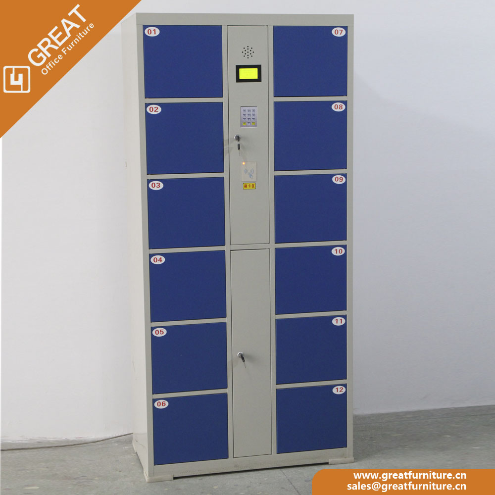 school furniture 12 door tie steel locker metal storage cabinet